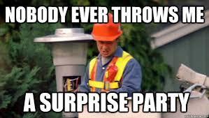 Surprise Meme - 40 most funniest party meme pictures and photos