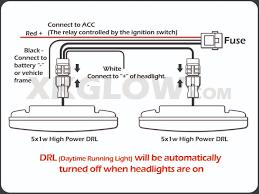 strobe light wiring diagram circuit and schematics diagram