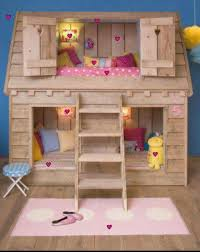 Doll House Wood Loft Bunk Bed Plans by 9 Best Loft Idea Images On Pinterest Children Nursery And 3 4 Beds