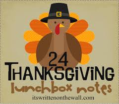 thanksgiving note freebie our thanksgiving lunchbox notes are here pinnutty com