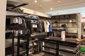 Container Store Closet Systems Closet Walk In Decor Elfa Closet System Reviews