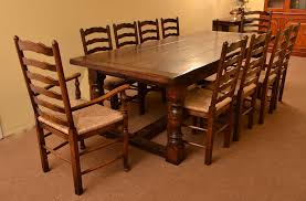 dining 10 seat dining table set