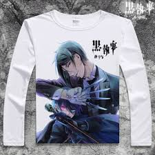 best anime black friday deals 2017 online get cheap black butler t shirt aliexpress com alibaba group