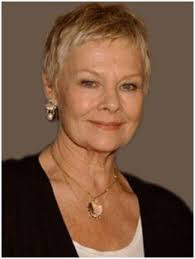 pixie haircuts for 70 years short pixie cut for mature women over 70 judi dench hairstyles