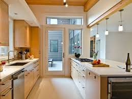 galley kitchen ideas makeovers best popular modern galley