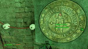 Fallout 3 Map Markers by Fallout 4 Road To Freedom Walkthrough Polygon