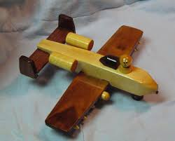 gifts i made this past christmas wooden toy airplane