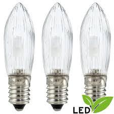 Christmas Tree Spare Bulbs - accessories spare xmas tree bulbs 2 5 replacement bulbs white
