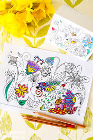 free printable coloring pages for easter red ted art u0027s blog