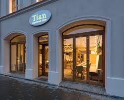 sterneküche münchen tian münchen vegetarisches gourmet restaurant