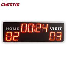 basketball scoreboard with shot clock basketball scoreboard with