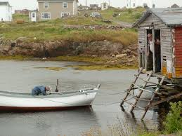 rugged beauty on fogo island newfoundland melody wren brightly painted salt box homes and fishermen s sheds are sprinkled throughout making any walk a colorful one any questions filled in quickly with