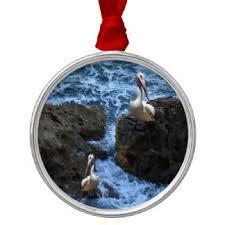 big pelican ornaments keepsake ornaments zazzle