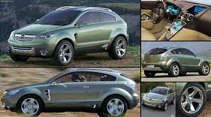 opel suv opel antara gtc concept 2005 pictures information u0026 specs