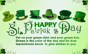 happy st patrick u0027s day 2017 sms text mesg funny text messages for