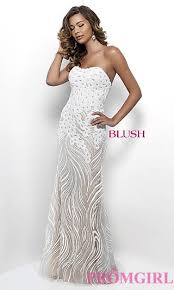 and white wedding dresses white and ivory wedding dresses promgirl