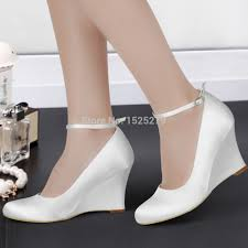 wedding shoes low wedges ideas pretty wedge heels for wedding in many option colors for