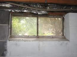 Replacing A Basement Window by Past Projects Keith W Preston Home Improvement