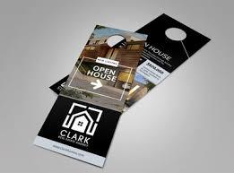 real estate door hanger templates mycreativeshop