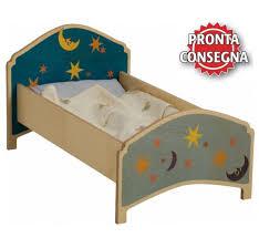 futon per bambini lettino per bambole in legno naturale decorato per bambini di