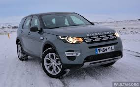 land rover discovery sport land rover discovery sport to get new 2 0l ingenium diesel with