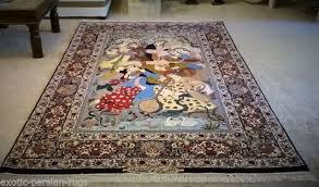 Signed Persian Rugs Persian Art Collection On Ebay