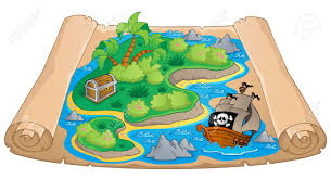 pirate map group 85