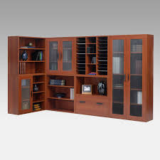 bookshelves with storage altra barrister bookcase espresso hayneedle