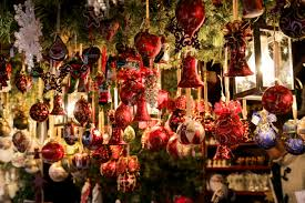 free images red bazaar sparkle deco christmas decoration