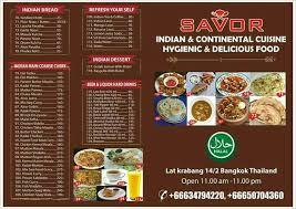 indian cuisine menu savor indian continenti cuisine hygienic delicious food savor