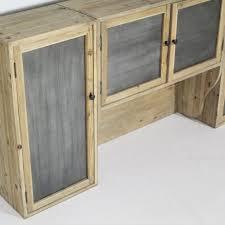 meuble cuisine bois recyclé meubles cuisine bois massif trendy rcacanover une cuisine ment