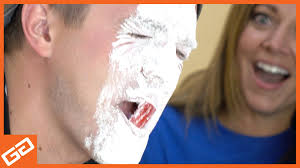 Challenge Guys Flour Tower Challenge Geekify Guys Vs Geekify Gals