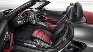 porsche agate grey interior porsche 718 boxster 982 specs 2016 2017 autoevolution