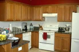 White Appliance Kitchen Ideas Kitchen Cabinets With White Appliances U2013 Frequent Flyer Miles
