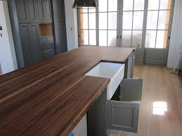 Kitchen Island With Butcher Block Top by Best 25 Butcher Block Top Ideas On Pinterest Butcher Blocks