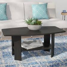 Tables For Living Rooms Coffee Tables For Small Spaces Wayfair