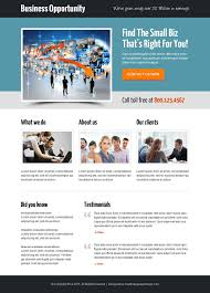 56 best business opportunity landing page design images on