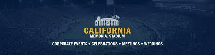 affordable wedding venues bay area california memorial stadium event wedding venue berkeley