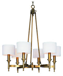 Maxim Chandeliers Maxim Lighting 22375 Fairmont 30 Inch Wide 6 Light Chandelier