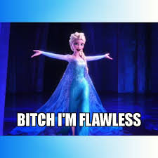 Elsa Frozen Meme - pin by the kawaii sora on frozen pinterest