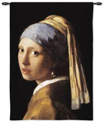 painting the girl with the pearl earring vermeer girl with a pearl earring and other paintings containing