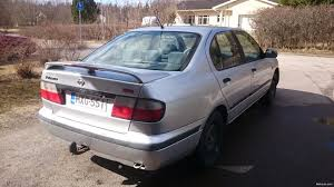 nissan primera 2 0 sri sedan 1997 used vehicle nettiauto