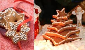 cute christmas treats dreaming of gingerbread cookies and cocoa