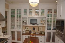 Kitchen Cabinet Desk by Fine Custom Kitchens