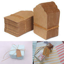 blank gift tags ebay