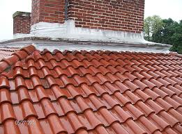 Metal Roof Tiles Replacing Tile With Metal Look Alike Windy Valley Exteriors