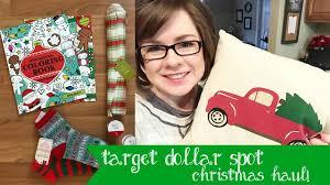 target dollar spot christmas haul gift ideas youtube