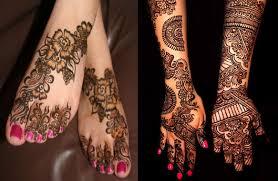dulhan mehndi designs for full hand back side mehndi designs