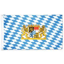 Oktoberfest Decorations German Oktoberfest Crest Flags Hofbrauhaus Logo Flag