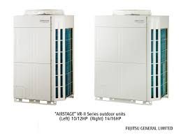 new release of modular type multi air conditioning system for
